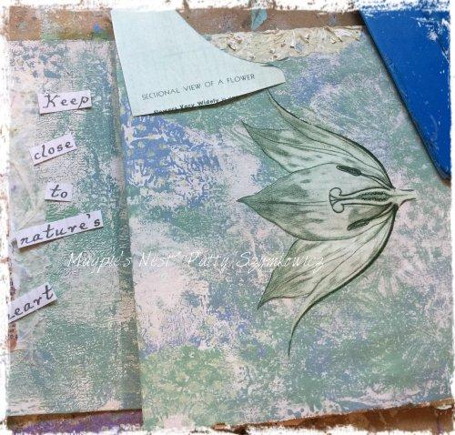Magpie's Nest beginning page