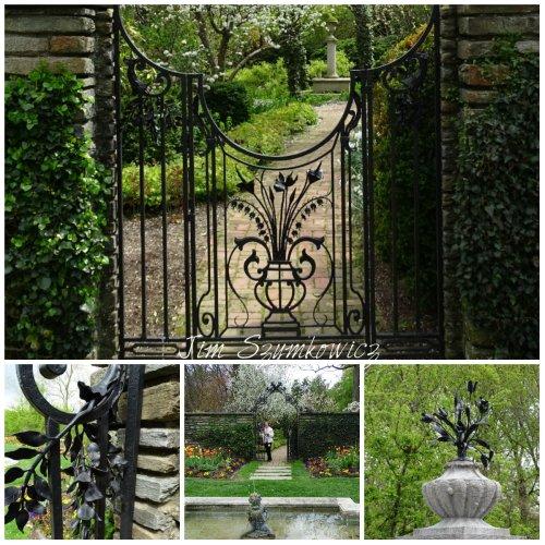 Magpie's Nest Dumbarton Oaks Metalwork