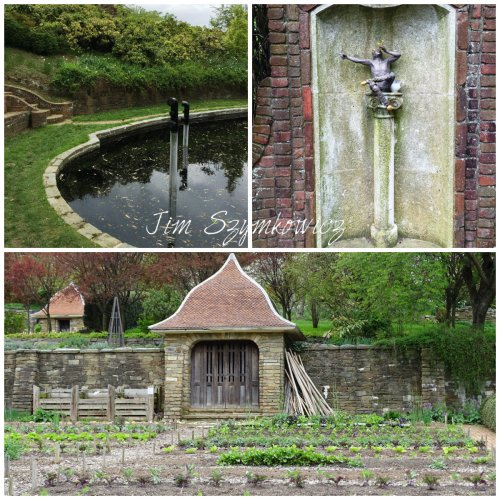 Magpie's Nest Lover's Lane and Vegie Garden
