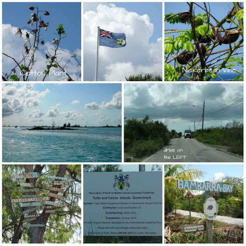 Magpie's Nest North and Middle Caicos Islands