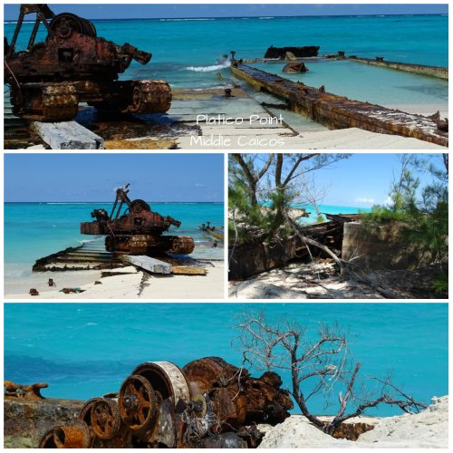 Magpie's Nest Platico Point Middle Caicos
