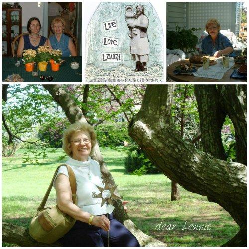 Magpie's Nest Patty Szymkowicz dear Lennie
