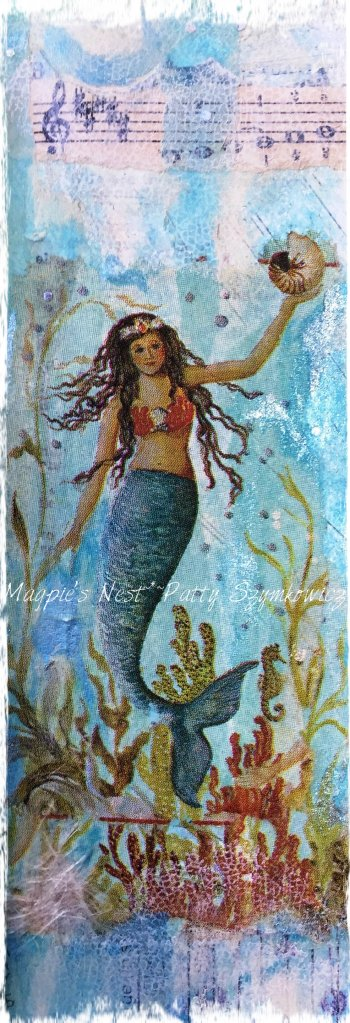 Patty Szymkowicz mermaid rhapsody