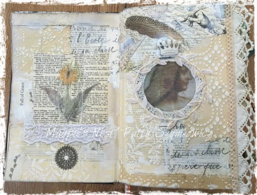 Magpie's Nest Patty Szymkowicz Full of Grace pgs 1&2