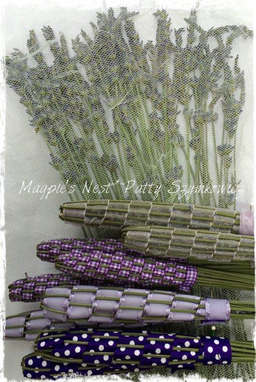 Patty Szymkowicz 2015 Lavender Wands
