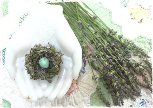 Patty Szymkowicz Lavender Love