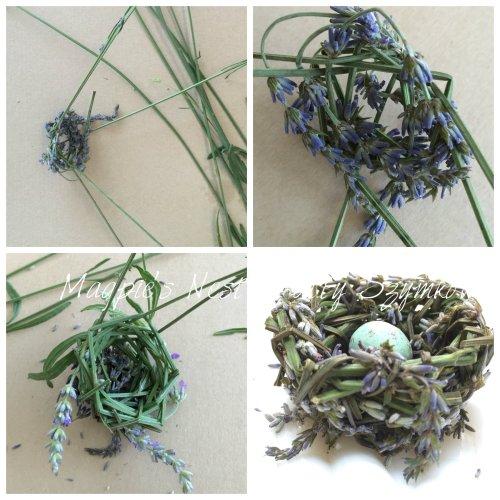 Patty Szymkowicz Lavender Nest Weaving