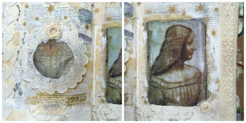 Patty Szymkowicz pgs 3&4 close ups
