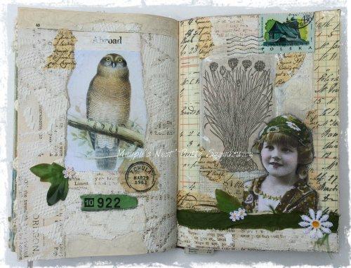Magpie's Nest Polska Owl Girl