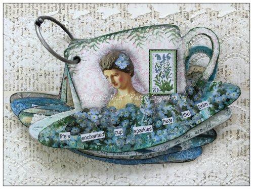 Patty Szymkowicz life's enchanted cup