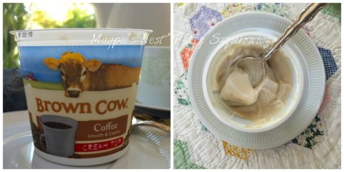 Magpie's Nest favorite yoghurt