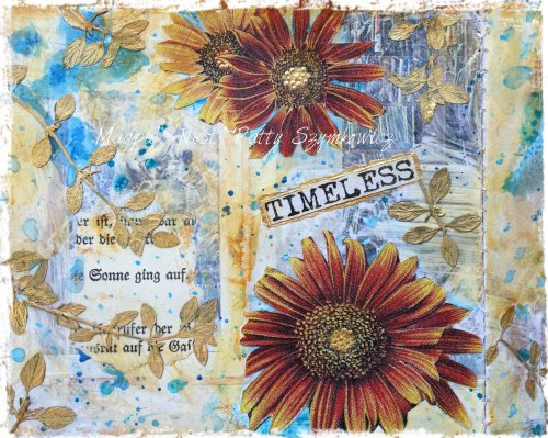 Magpie's Nest Patty Szymkowicz TIMELESS journal pages (1)