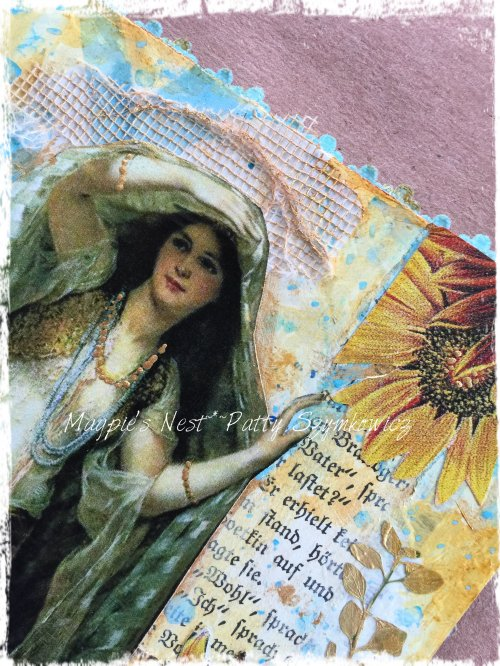Magpie's Nest Patty Szymkowicz TIMELESS journal pages (2)