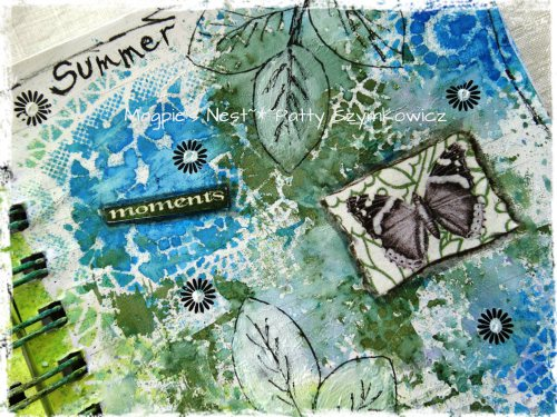 Stencil Spray Inks Summer Pages (1)