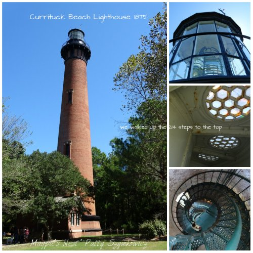 Magpie's Nest Currituck Lighthouse NC