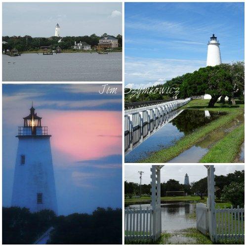 Magpie's Nest Jim Szymkowicz Ocracoke Lighthouse