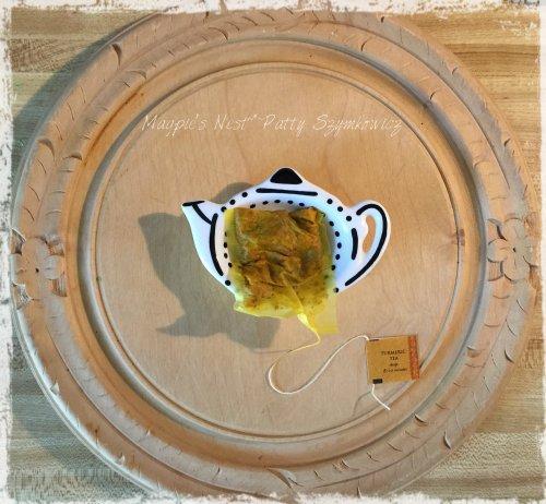 Magpie's Nest Numi Organic Turmeric Tea