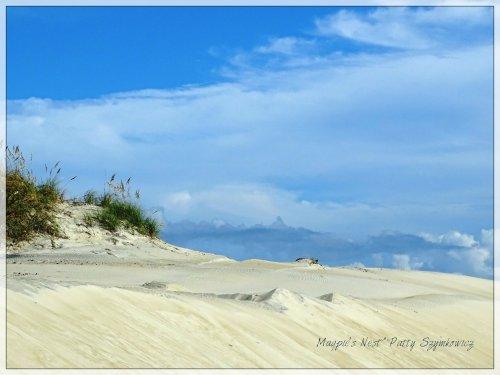 Magpie's Nest Ocracoke Island Beach Dunes