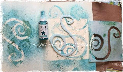 magpies-nest-patty-szymkowicz-sparkle-spray-with-hand-cut-stencil