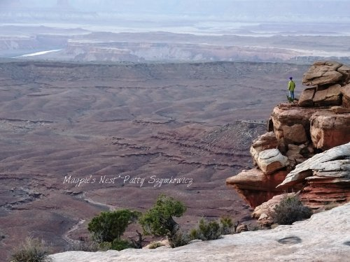 Magpie's Nest Colin S Island in the Sky Canyonlands
