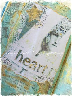 Magpie's Nest Patty Szymkowicz Dreams Heart