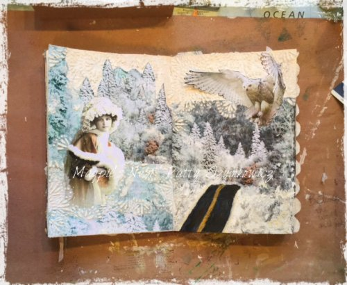 Magpie's Nest Patty Szymkowicz one kind word pages (3)