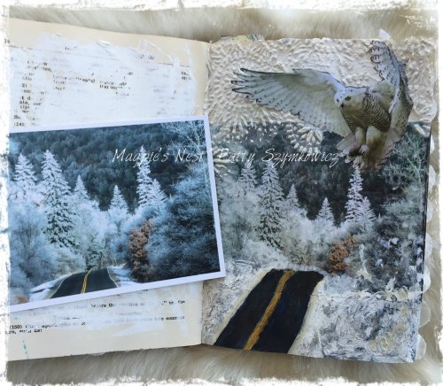 Magpie's Nest Patty Szymkowicz one kind word pages