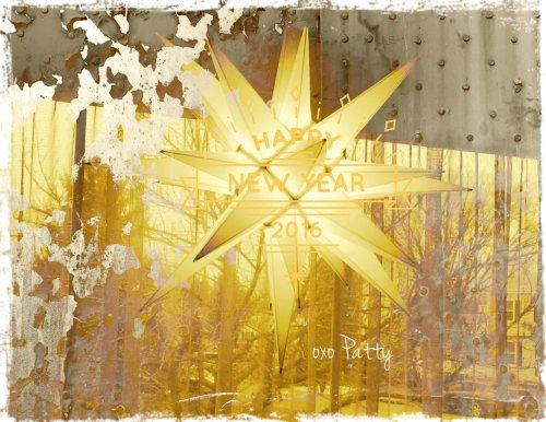 Magpie's Nest Patty Szymkowicz starbright happy new year
