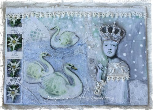 Magpie's Nest Patty Szymkowicz The Snow Queen