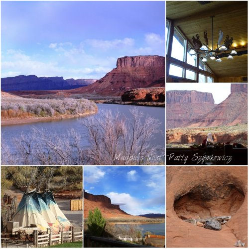 Magpie's Nest Red Cliffs Lodge on the Colorado River