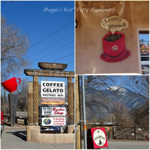 Magpie's Nest Taos NM Elevation Coffee