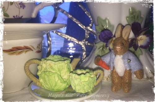 Magpie's Nest peter rabbit