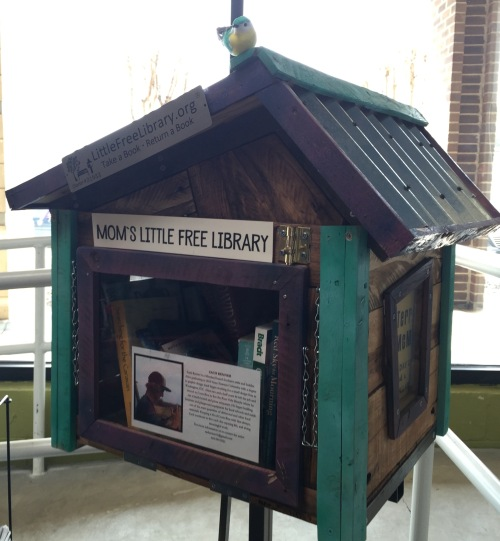 Mom's Little Free Library Herndon VA