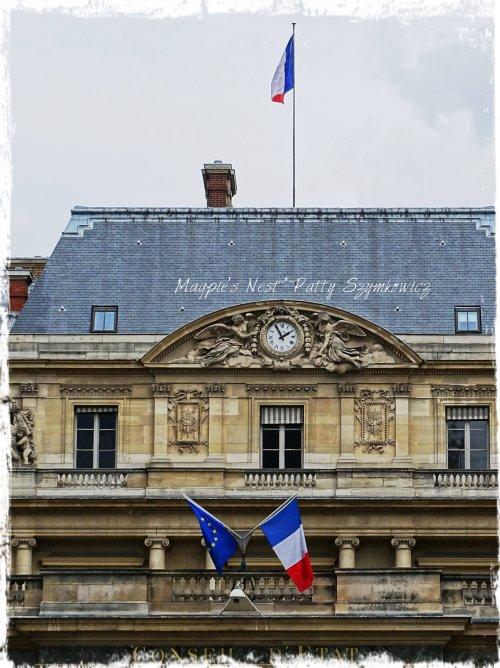 Magpie's Nest Patty Szymkowicz flags