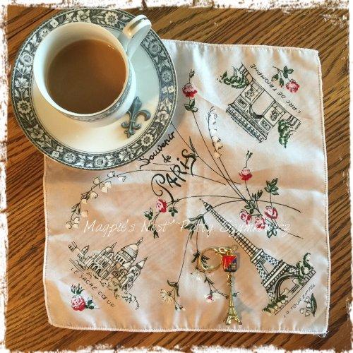 Magpie's Nest Patty Szymkowicz Souvenir of Paris