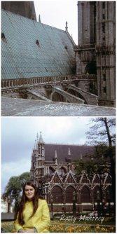 Patty Mahoney Szymkowicz Chartres, France I believe