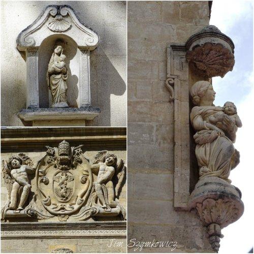 Magpie's Nest Avignon Statuary