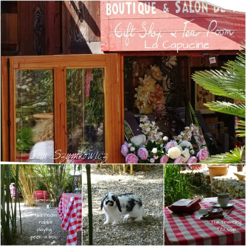 Magpie's Nest Giverny Tea Room La Capucine