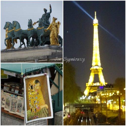 Magpie's Nest golden moments in Paris