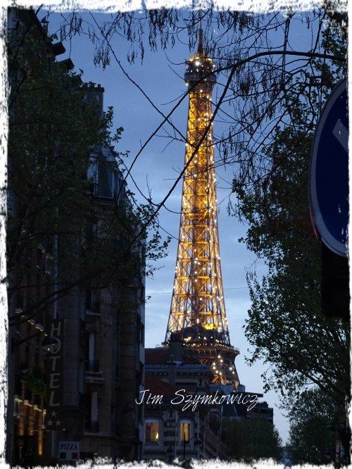 Magpie's Nest last night in Paris April 2016
