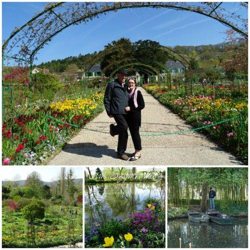 Magpie's Nest Magpie's in Monet's Garden