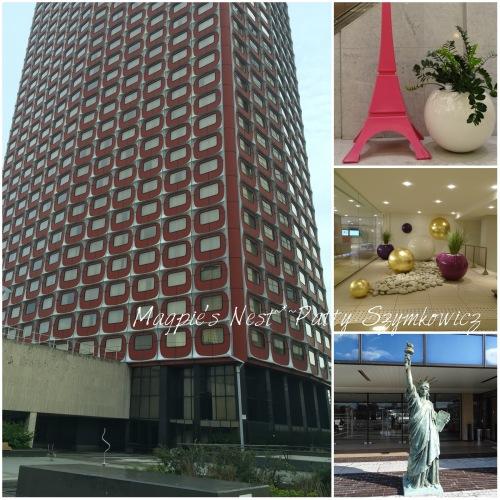 Magpie's Nest Novotel Paris Centre Tour Eiffel Hotel
