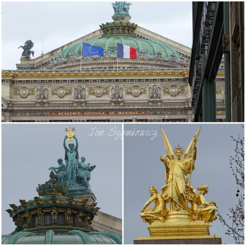 Magpie's Nest Opera Garnier 1875