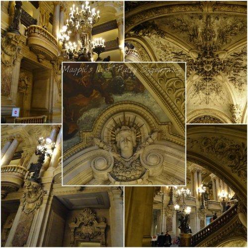 Magpie's Nest Opera Garnier inside