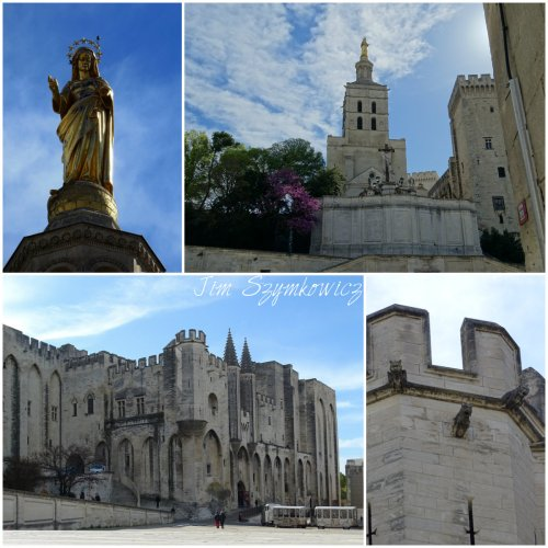 Magpie's Nest Papal Palace Avignon