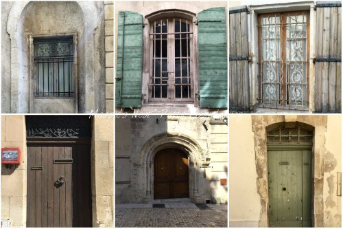 Magpie's Nest Patty Szymkowicz Arles Doors Windows
