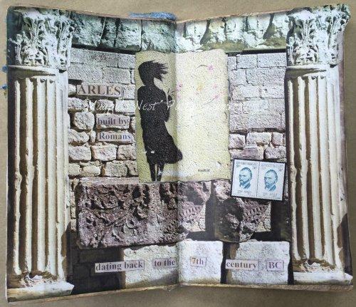 Magpie's Nest Patty Szymkowicz Arles France