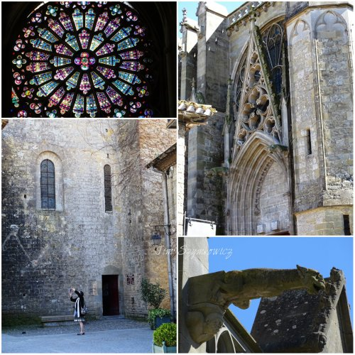 Magpie's Nest Patty Szymkowicz Carcassonne Cathedral