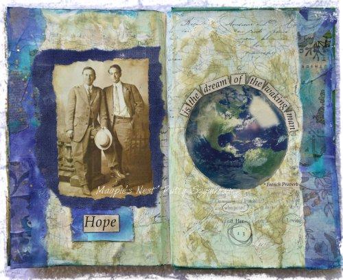Magpie's Nest Patty Szymkowicz Hope