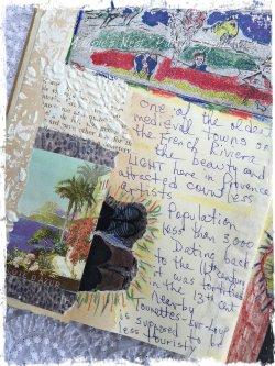 Magpie's Nest Patty Szymkowicz Marc Chagall pg